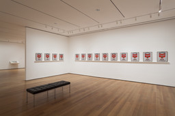 Andy Warhol: Campbell's Soup Cans and Other Works, 1953–1967. Apr 25–Oct 18, 2015.