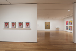 Andy Warhol: Campbell's Soup Cans and Other Works, 1953–1967. Apr 25–Oct 18, 2015. 5 other works identified