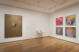 Andy Warhol: Campbell's Soup Cans and Other Works, 1953–1967. Apr 25–Oct 18, 2015. 4 other works identified