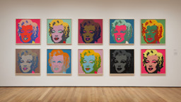 Andy Warhol: Campbell's Soup Cans and Other Works, 1953–1967. Apr 25–Oct 18, 2015. 9 other works identified