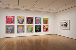 Andy Warhol: Campbell's Soup Cans and Other Works, 1953–1967. Apr 25–Oct 18, 2015. 10 other works identified