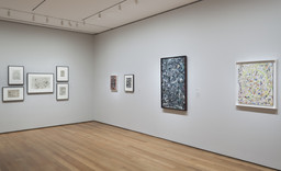 Jackson Pollock: A Collection Survey, 1934–1954. Nov 22, 2015–May 1, 2016. 2 other works identified