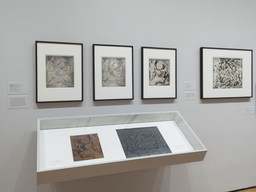 Jackson Pollock: A Collection Survey, 1934–1954. Nov 22, 2015–May 1, 2016. 3 other works identified