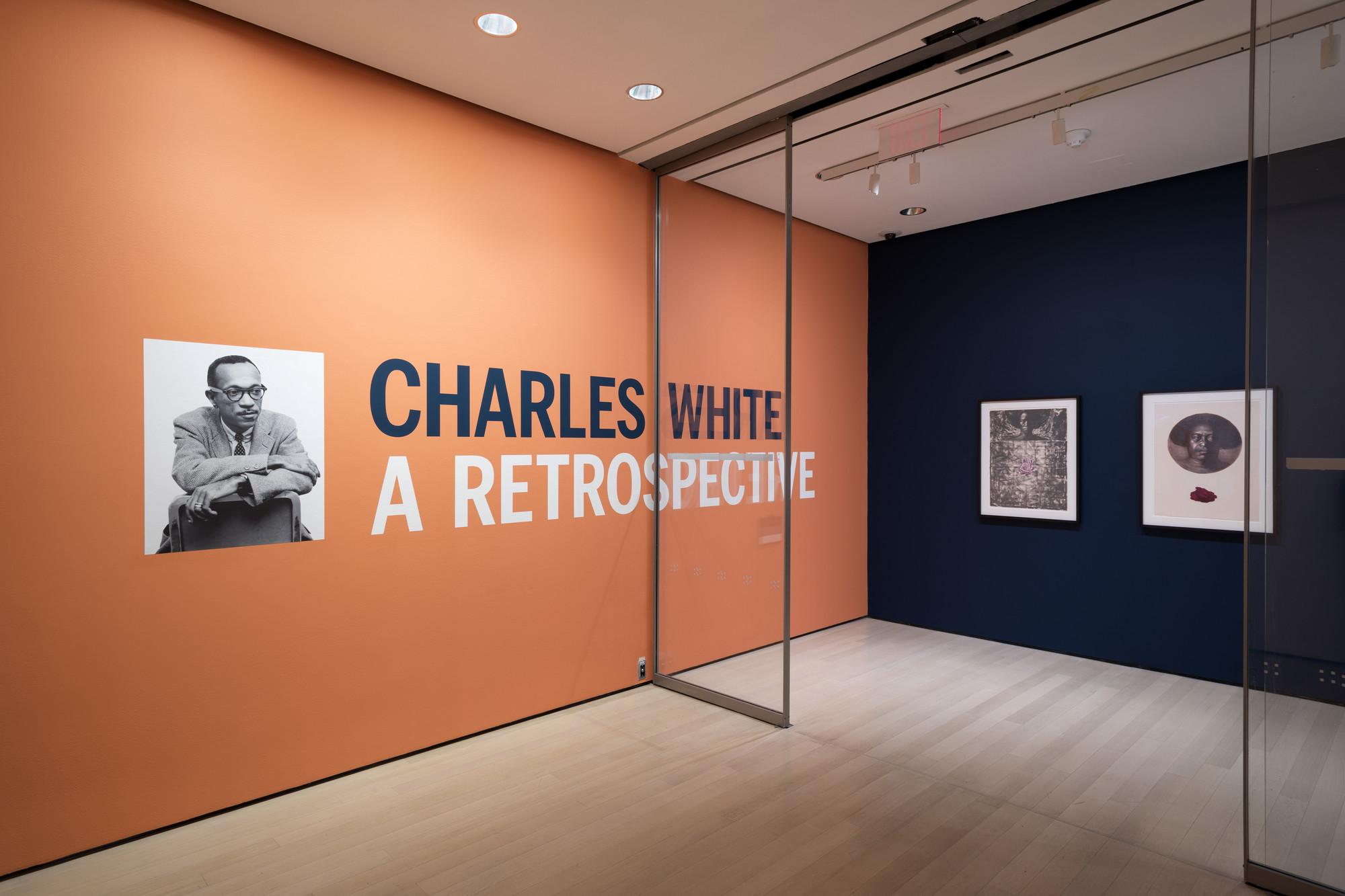 Charles White A Retrospective Moma