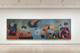 Joan Miró: Birth of the World. Feb 24–Jun 15, 2019.