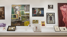 Artist's Choice: Amy Sillman—The Shape of Shape. May 21–Oct 4, 2020. 12 other works identified