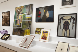 Artist's Choice: Amy Sillman—The Shape of Shape. May 21–Oct 4, 2020. 7 other works identified
