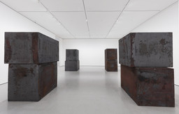 210: Richard Serra's Equal. Ongoing.