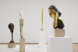500: Constantin Brancusi. Through spring 2021. 3 other works identified