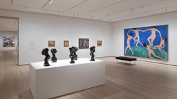 506: Henri Matisse. Through fall 2021. 10 other works identified