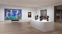 506: Henri Matisse. Ongoing. 7 other works identified
