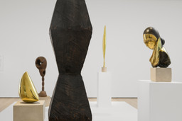 500: Constantin Brancusi. Through spring 2021. 4 other works identified