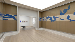 406B: Henri Matisse's The Swimming Pool. Through fall 2021. 3 other works identified