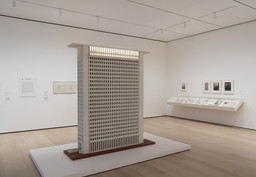 511: The Vertical City. Through Oct 12. 2 other works identified