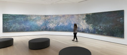 515: Claude Monet's Water Lilies. Ongoing.
