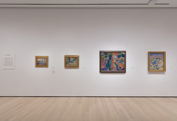 506: Henri Matisse. Through fall 2021. 3 other works identified