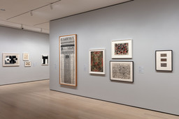 Degree Zero: Drawing at Midcentury. Through Jun 5. 10 other works identified