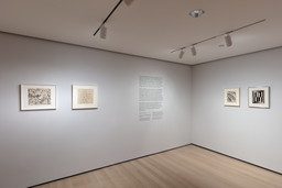 Degree Zero: Drawing at Midcentury. Through Feb 6. 3 other works identified