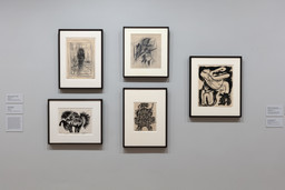 Degree Zero: Drawing at Midcentury. Through Feb 6, 2021. 4 other works identified