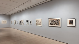 Degree Zero: Drawing at Midcentury. Through Jun 5. 12 other works identified