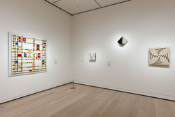 512: Circle and Square, Joaquin Torres-Garcia and Piet Mondrian. Ongoing. 3 other works identified