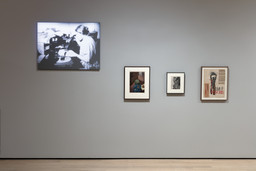 Engineer, Agitator, Constructor: The Artist Reinvented. Through Apr 10. 2 other works identified