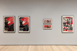 Engineer, Agitator, Constructor: The Artist Reinvented. Through Apr 10. 4 other works identified