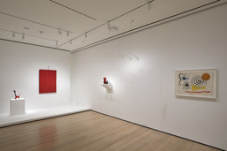 Alexander Calder: Modern from the Start. Through Aug 7. 3 other works identified