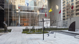 Alexander Calder: Modern from the Start. Through Aug 7. 7 other works identified