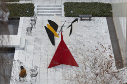 Alexander Calder: Modern from the Start. Through Aug 7.