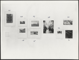 50 Photographs by 50 Photographers. Apr 3–May 15, 1962. 3 other works identified