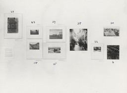 50 Photographs by 50 Photographers. Apr 3–May 15, 1962. 4 other works identified