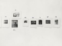 50 Photographs by 50 Photographers. Apr 3–May 15, 1962. 1 other work identified