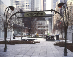 The Abby Aldrich Rockefeller Sculpture Garden: Inaugural Installation. Nov 20, 2004–Dec 31, 2005. 4 other works identified