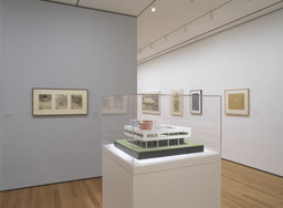 Architecture and Design Drawings: Inaugural Installation. Nov 20, 2004–Mar 21, 2005. 4 other works identified