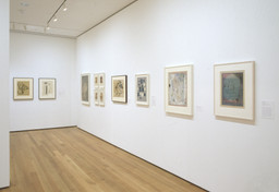Drawing from the Modern, 1880 - 1945. Nov 20, 2004–Mar 7, 2005. 10 other works identified