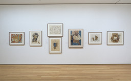 Drawing from the Modern, 1880 - 1945. Nov 20, 2004–Mar 7, 2005. 6 other works identified