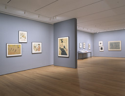 Artists & Prints: Masterworks from The Museum of Modern Art, Part 1. Nov 20, 2004–Mar 14, 2005. 9 other works identified