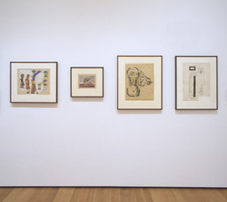 Drawing from the Modern, 1880 - 1945. Nov 20, 2004–Mar 7, 2005. 3 other works identified
