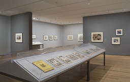 Artists & Prints: Masterworks from The Museum of Modern Art, Part 2. Apr 13–Jul 4, 2005. 8 other works identified
