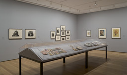 Artists & Prints: Masterworks from The Museum of Modern Art, Part 2. Apr 13–Jul 4, 2005. 10 other works identified