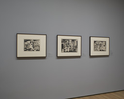 Artists & Prints: Masterworks from The Museum of Modern Art, Part 2. Apr 13–Jul 4, 2005. 2 other works identified