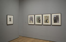 Artists & Prints: Masterworks from The Museum of Modern Art, Part 2. Apr 13–Jul 4, 2005. 4 other works identified