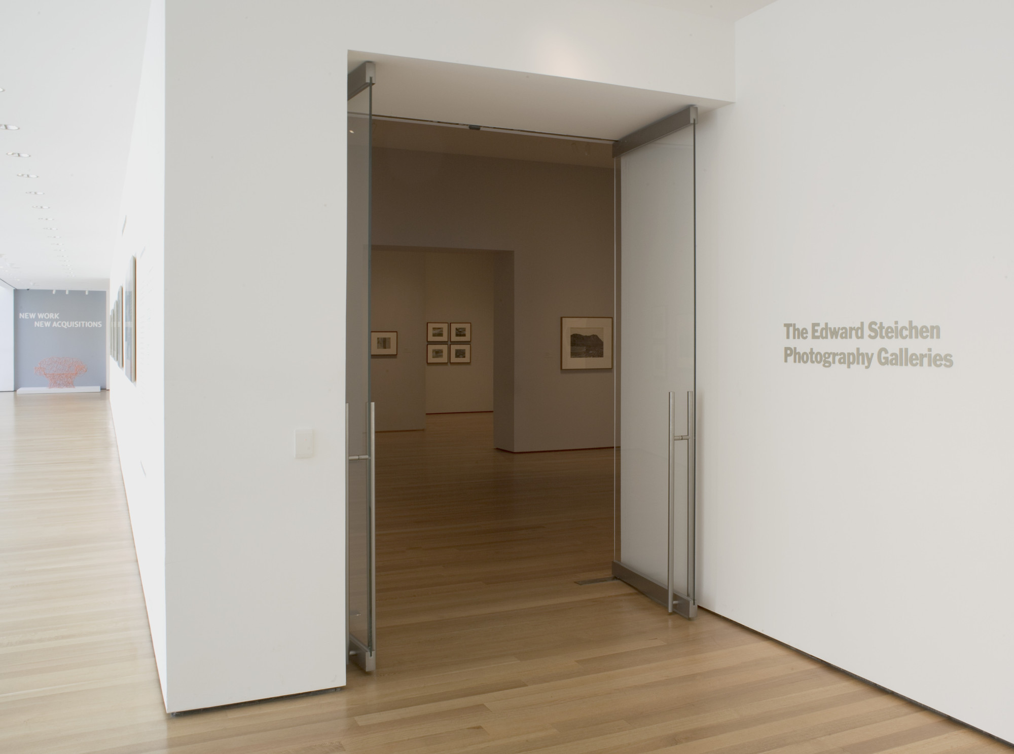 "Installation view of the exhibition, ""Photography Collection:  Rotation 2"" June 29, 2005–November 28, 2005. IN1947.1. Photograph by Thomas Griesel."