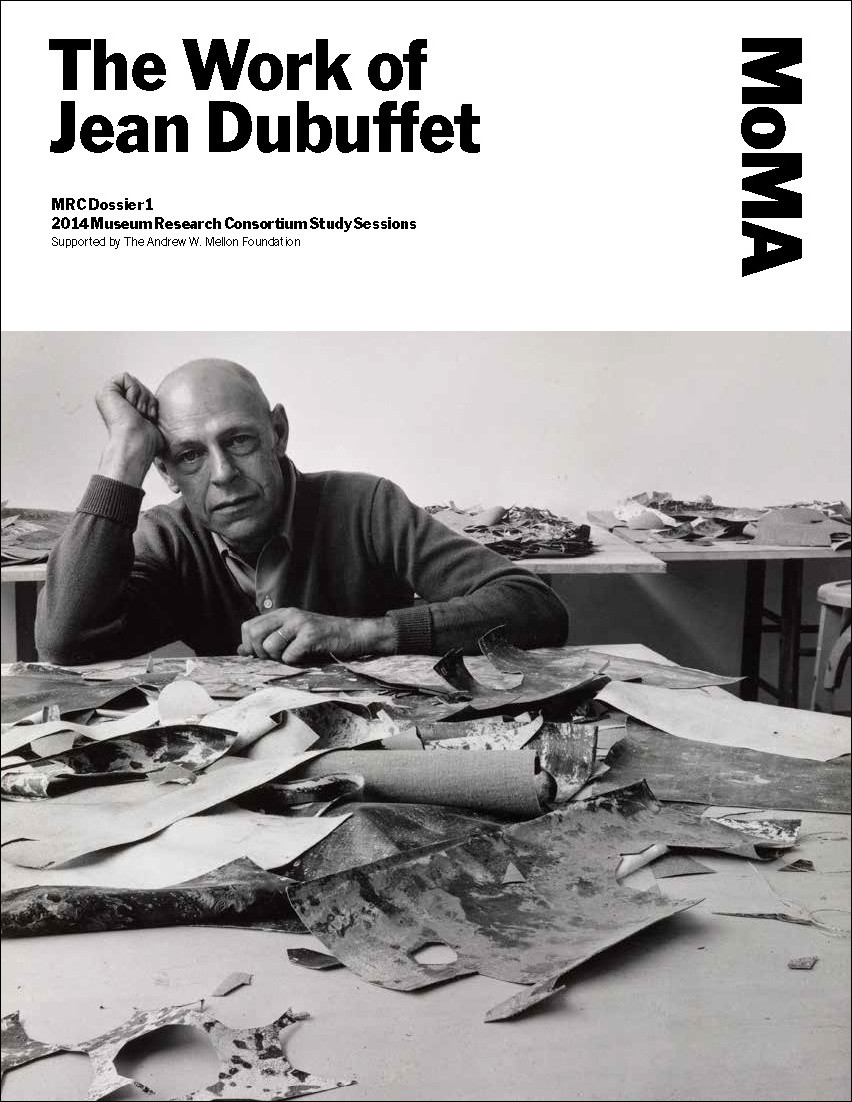 The Work of Jean Dubuffet