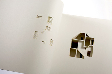 Interior page, Olafur Eliasson, Your House, 2006