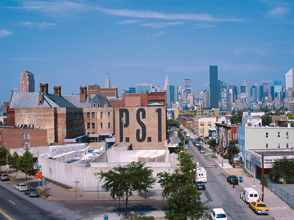P.S.1 Contemporary Art Center (now MoMA PS1). (c. 2000). Photo: John Harris