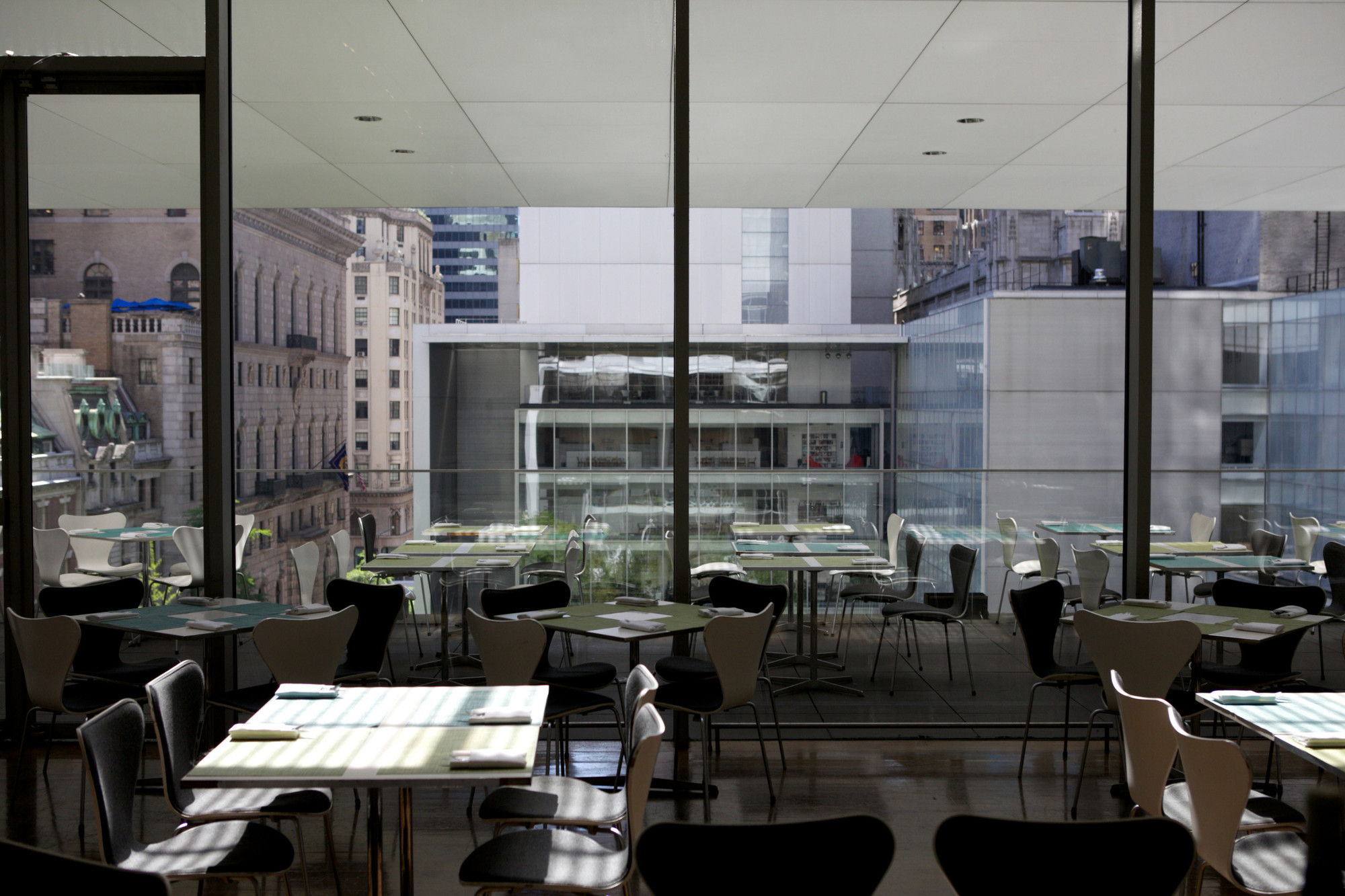 Restaurants and caf s moma for Terrace 5 moma