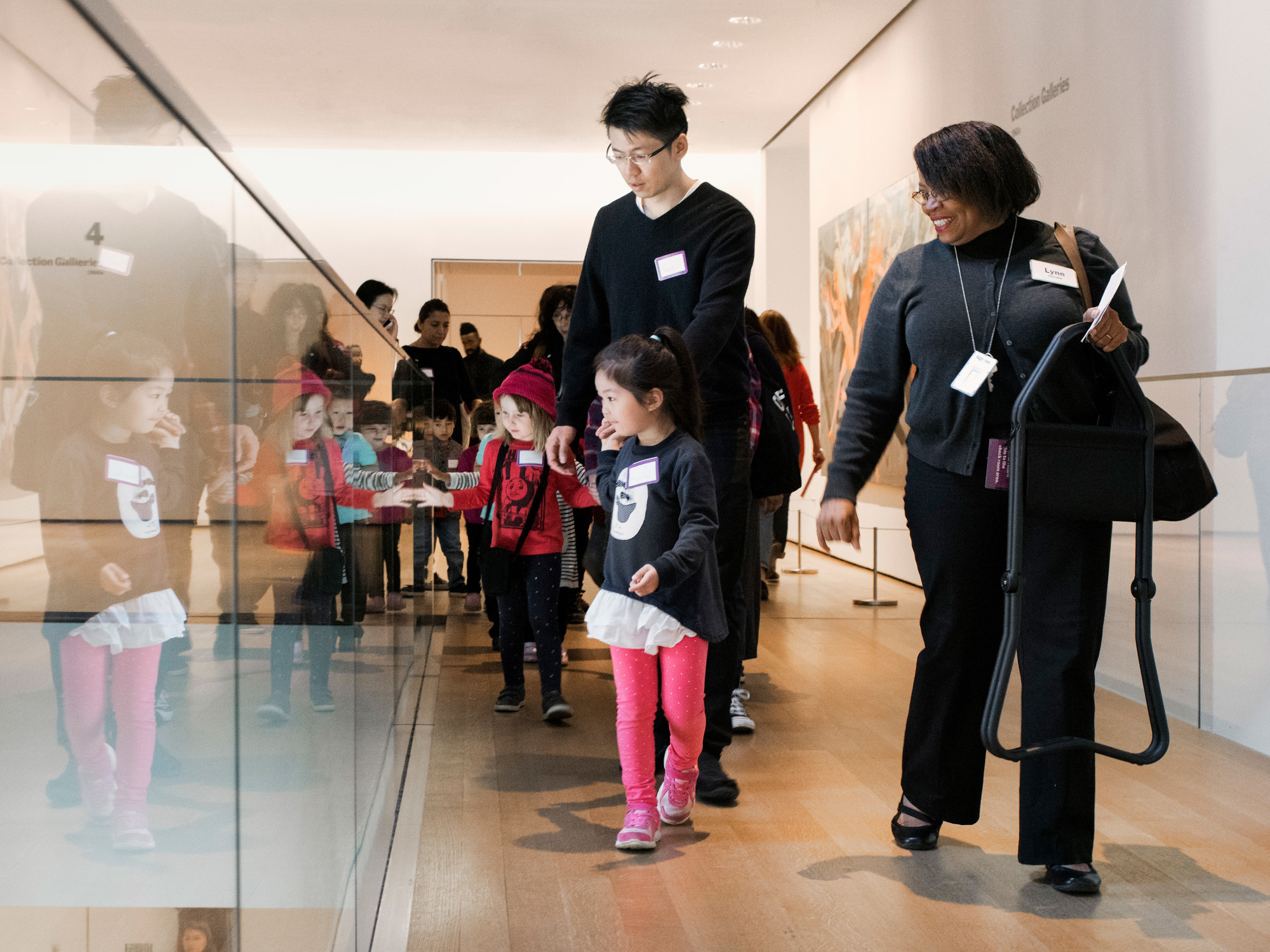 Volunteering | MoMA
