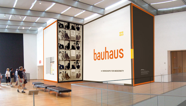 MoMA Bauhaus The Graphic Design Department Goes Back to